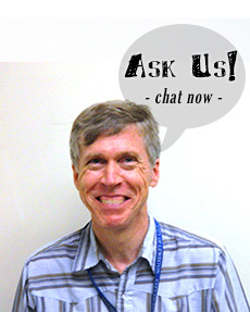 Ask Us - Chat Now