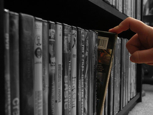 Movie Shelf