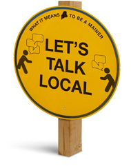 let's talk local