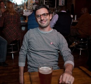 Pages and Pints: Josh Bernstein @ Callahan Hall, Lewiston Public Library